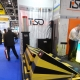 Блокиратор проїзду і болард, INTERSEC-2015